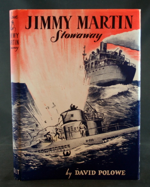 Image for The Adventures of Jimmy Martin, Stowaway