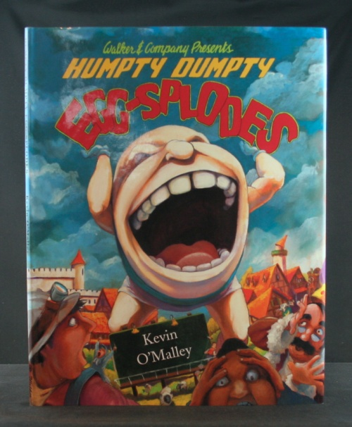 Image for Humpty Dumpty Egg-Splodes