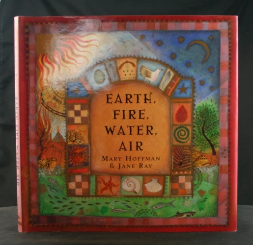 Image for Earth, Fire, Water, Air