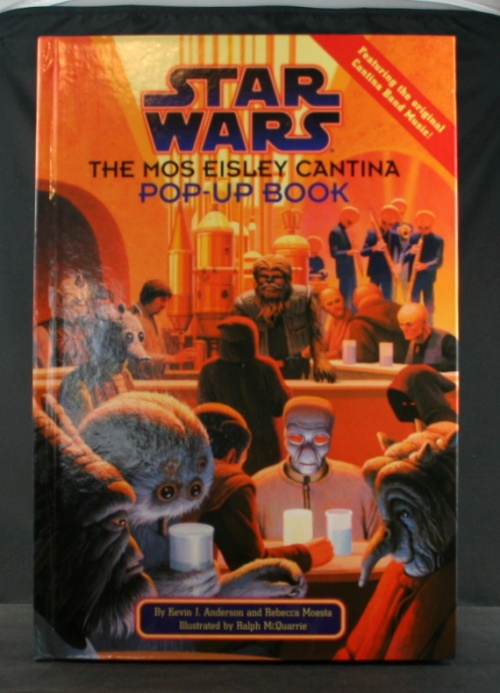 Image for Star Wars - The Mos Eisley Cantina Pop-UP Book