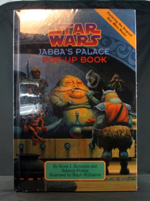 Image for Star Wars - Jabba's Palace Pop-Up Book