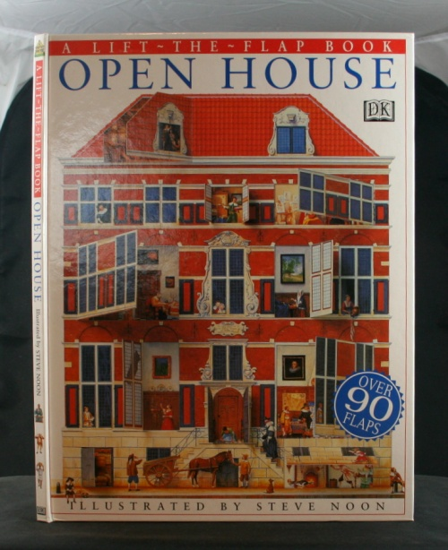 Image for Open House: A Lift-the Flap Book