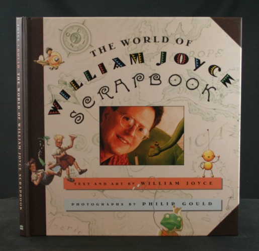 Image for The World of William Joyce Scrapbook