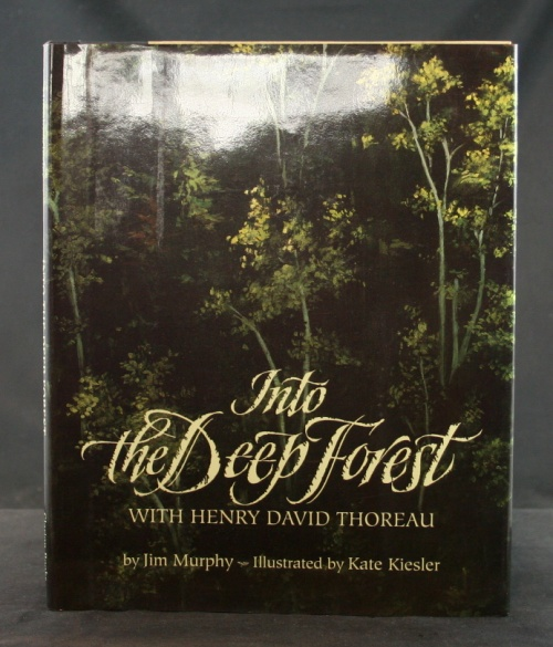 Image for Into the Deep Forest With Henry David Thoreau