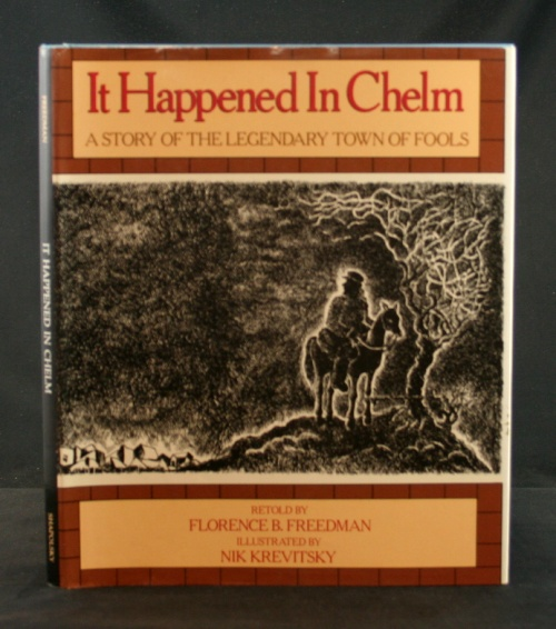 Image for It Happened in Chelm: A Story of the Legendary Town of Fools