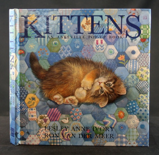 Image for Kittens: An Abbeville Pop-Up Book