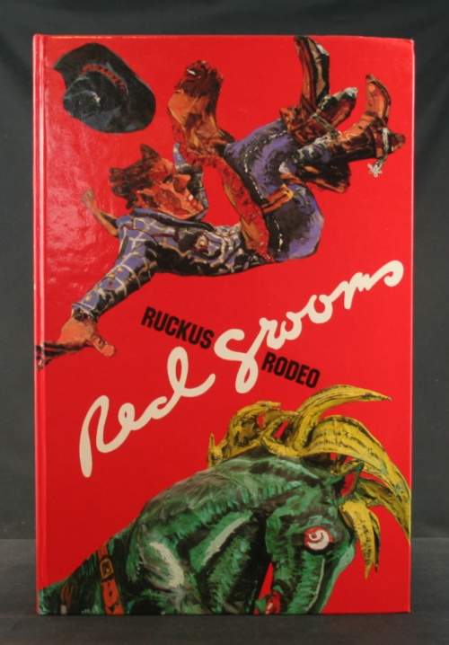 Image for Ruckus Rodeo: A Pop-Up Book