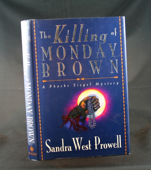 Image for The Killing of Monday Brown