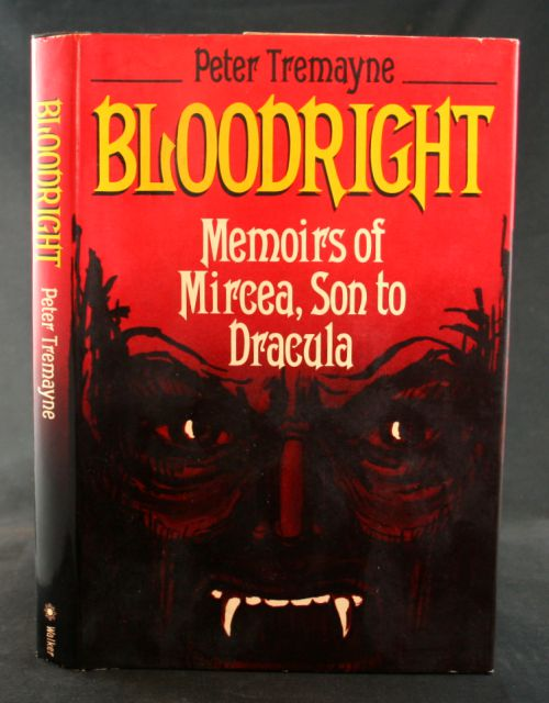 Image for Bloodright: Memoirs of Mircea, Son to Dracula