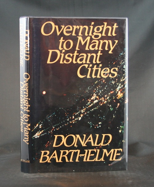 Image for Overnight to Many Distant Cities