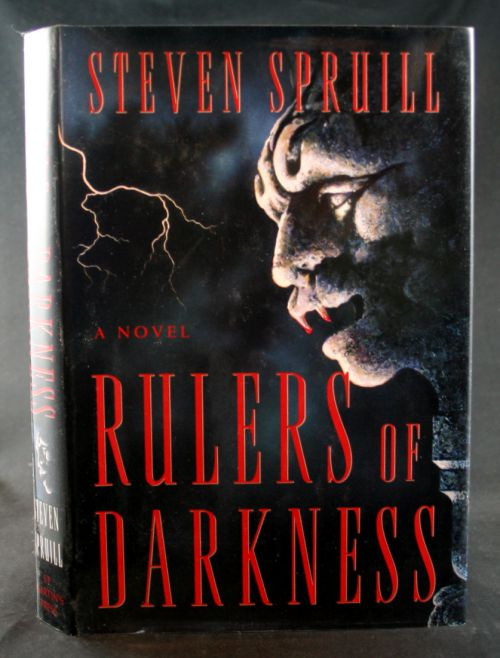 Image for Rulers of Darkness