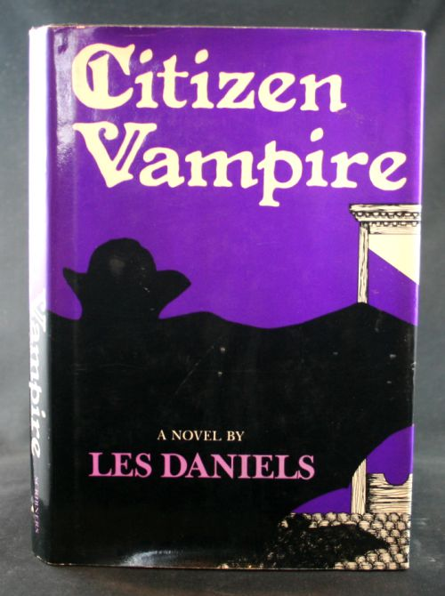 Image for Citizen Vampire