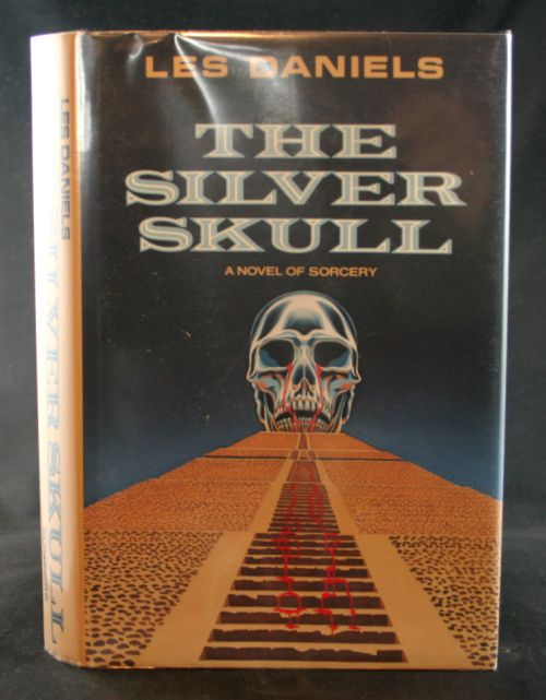 Image for The Silver Skull: A Novel of Sorcery
