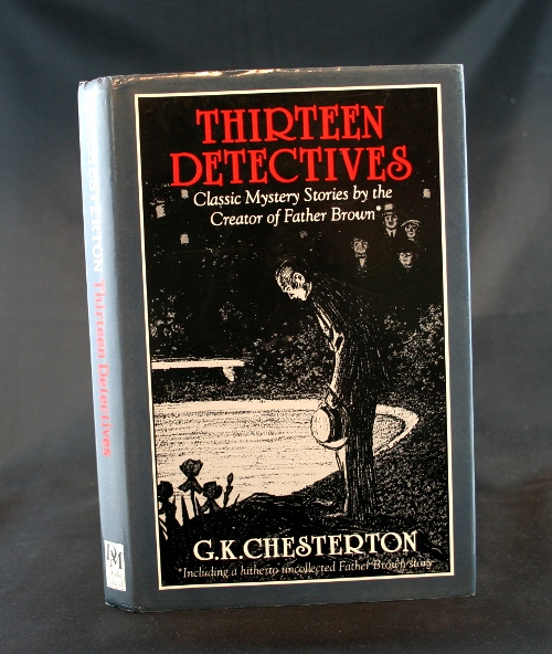 Image for Thirteen Detectives: Classic Mystery Stories by the Creator of Father Brown