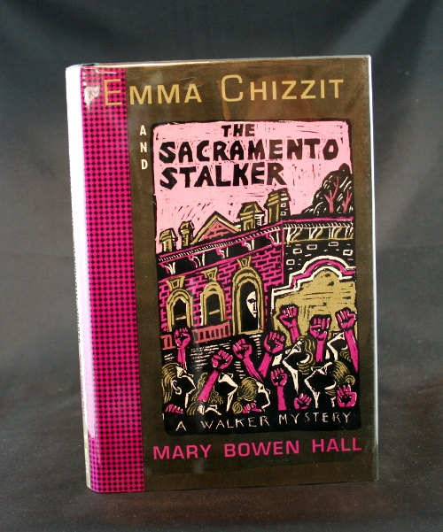 Image for Emma Chizzit and the Sacramento Stalker