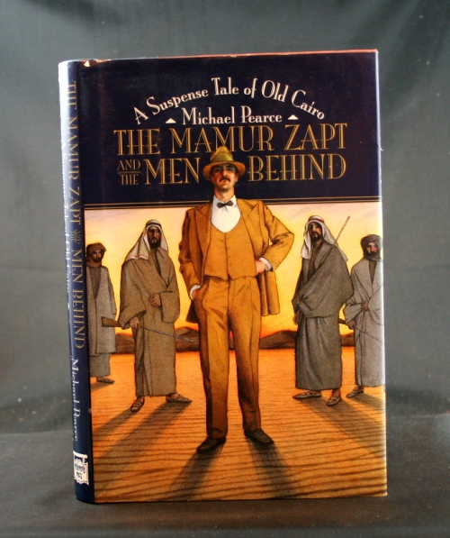 Image for The Mamur Zapt and the Men Behind