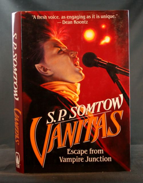 Image for Vanitas: Escape from Vampire Junction