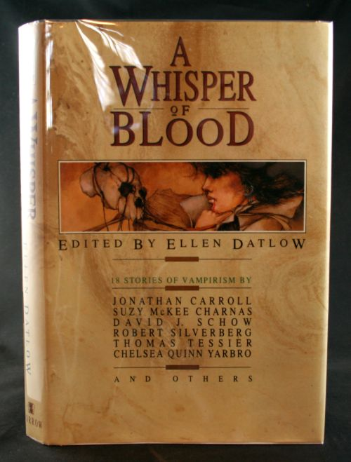 Image for A Whisper of Blood: 18 Stories of Vampirism
