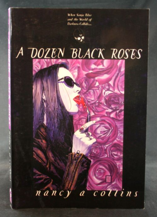 Image for A Dozen Black Roses
