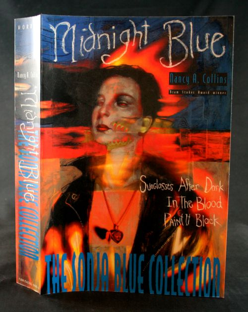Image for Midnight Blue: The Sonja Blue Collection