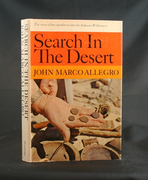 Image for Search In The Desert