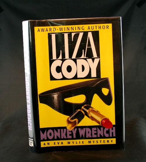 Image for Monkey Wrench: An Eva Wylie Mystery