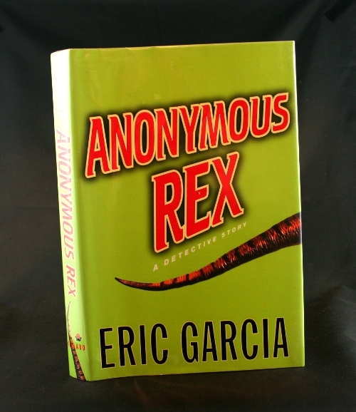 Image for Anonymous Rex: A Detective Story