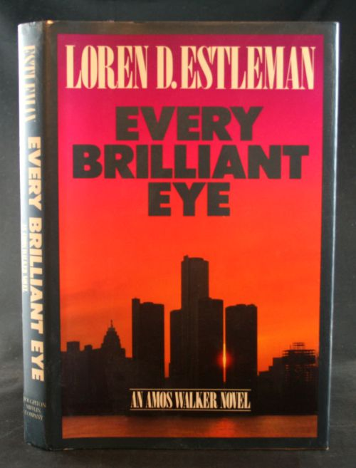 Image for Every Brilliant Eye: An Amos Walker Novel
