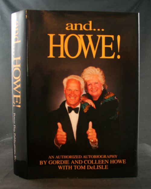 Image for and… Howe!