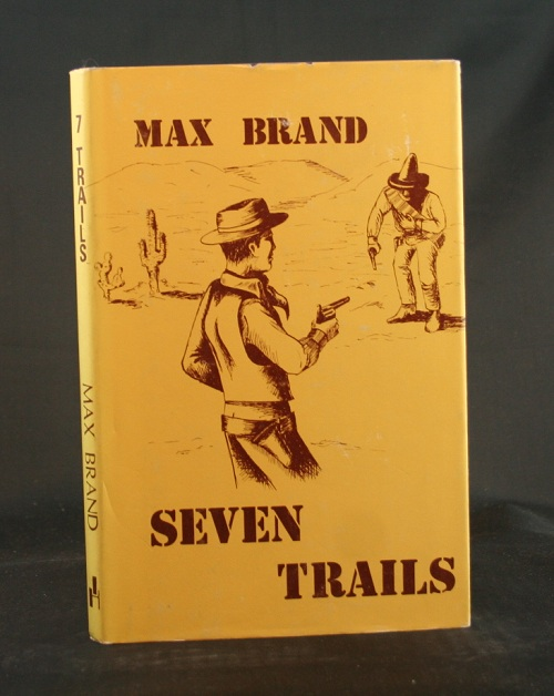 Image for Seven Trails