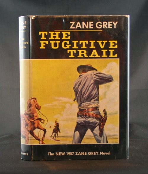 Image for The Fugitive Trail