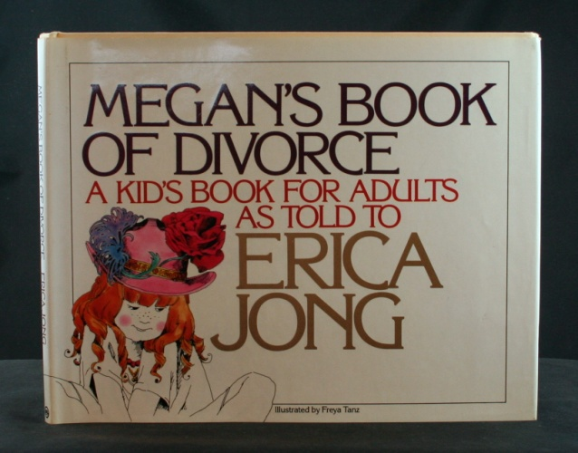 Image for Megan's Book of Divorce: A Kid's Book for Adults