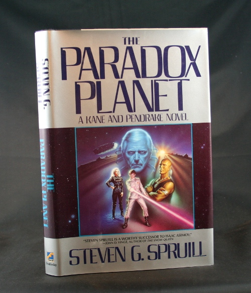 Image for The Paradox Planet