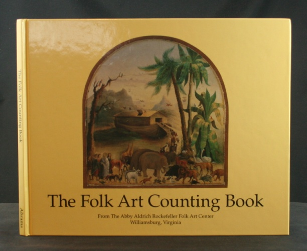 Image for The Folk Art Counting Book